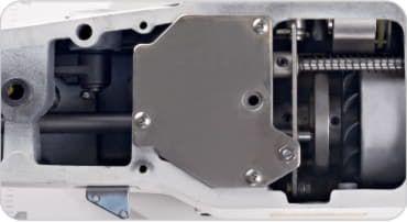 MAQI LS-T430GE Напівсуха система змащування